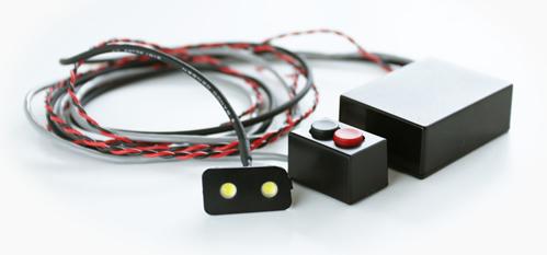 アルファード ベルファイアー用サイドビューカメラ用LEDランプ